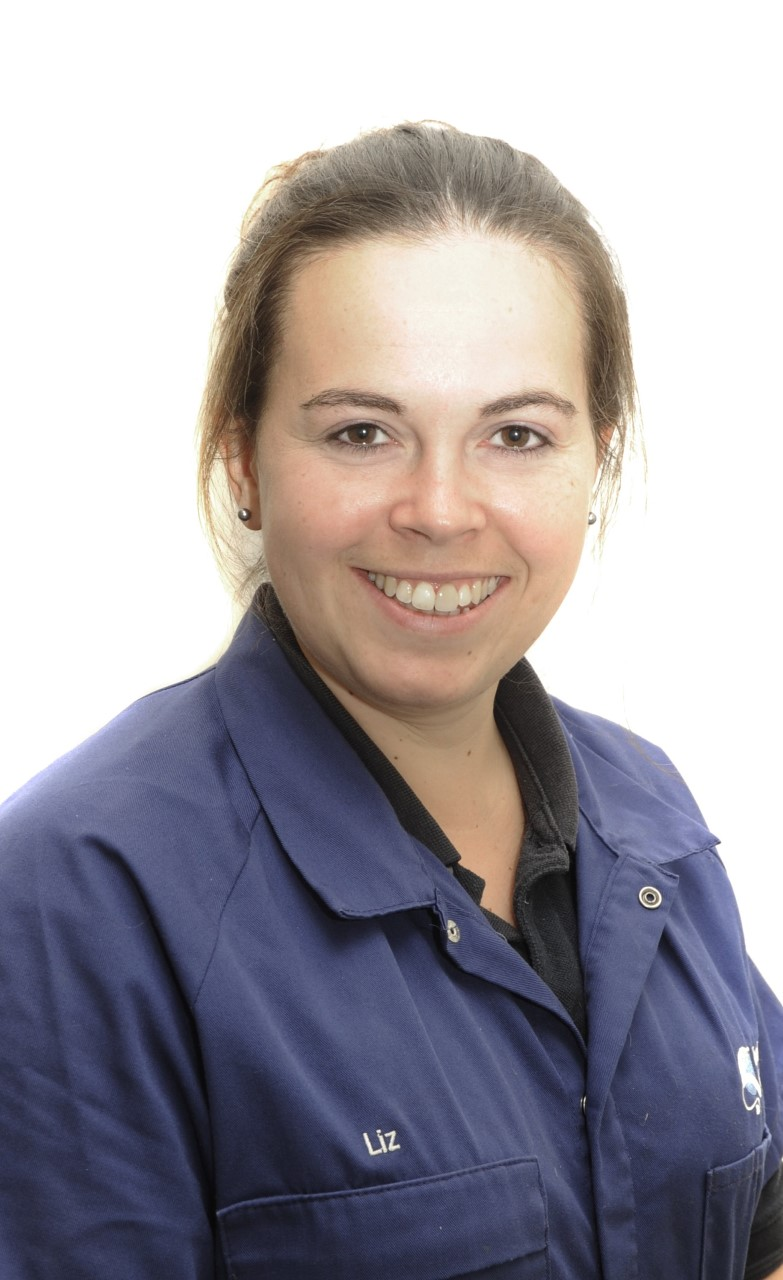 Liz Cresswell joins the DIAL team as a PhD student
