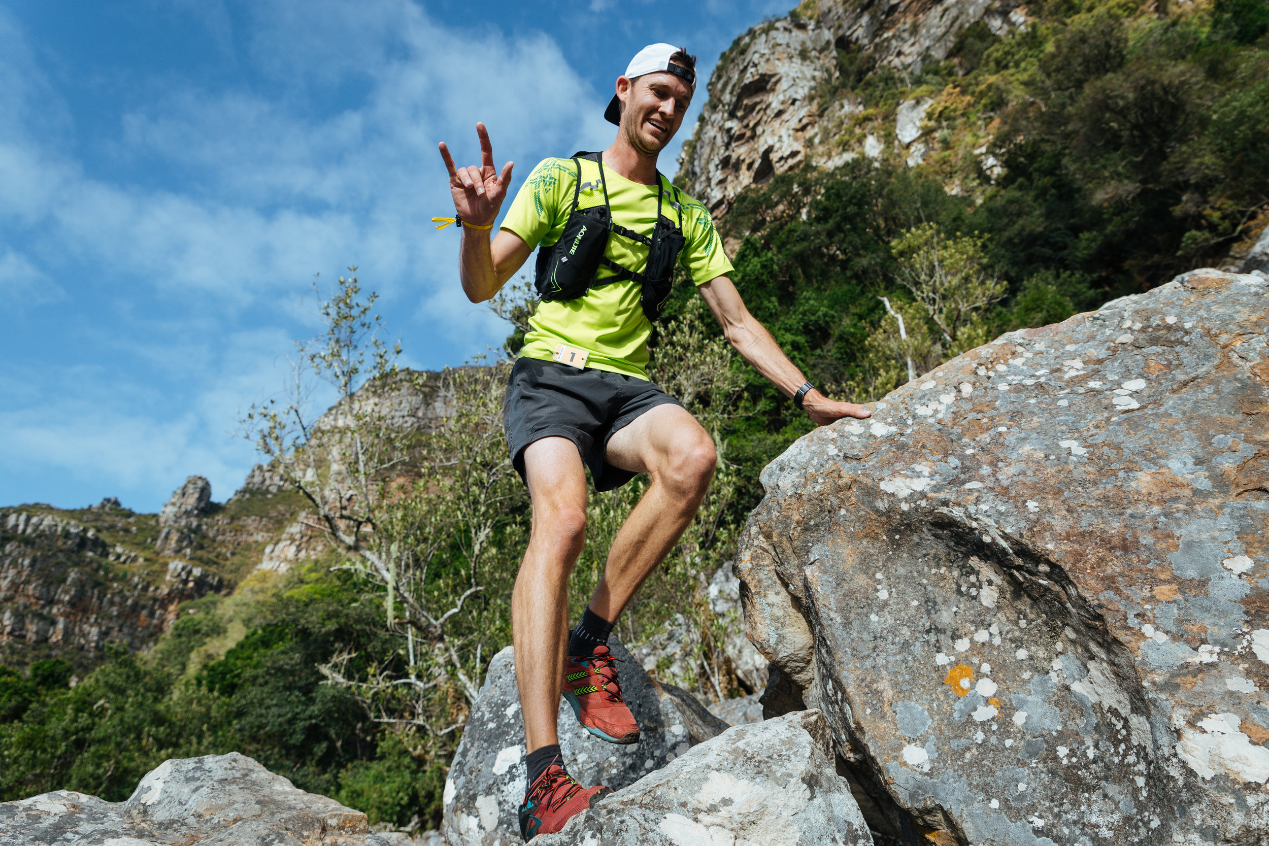FKT Series Trail Running Micro Race Series Cape Town Kyle Kingsley Photographer