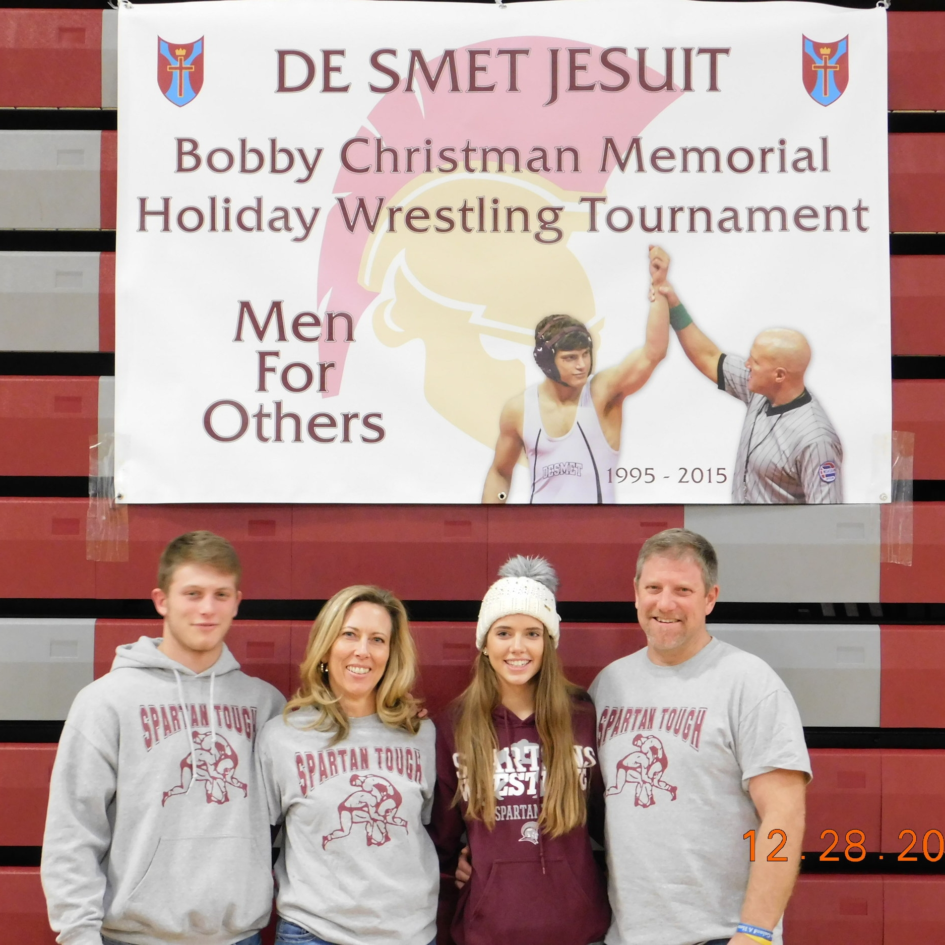 DeSmet Jesuit Bobby Christman Memorial Wrestling Tournament