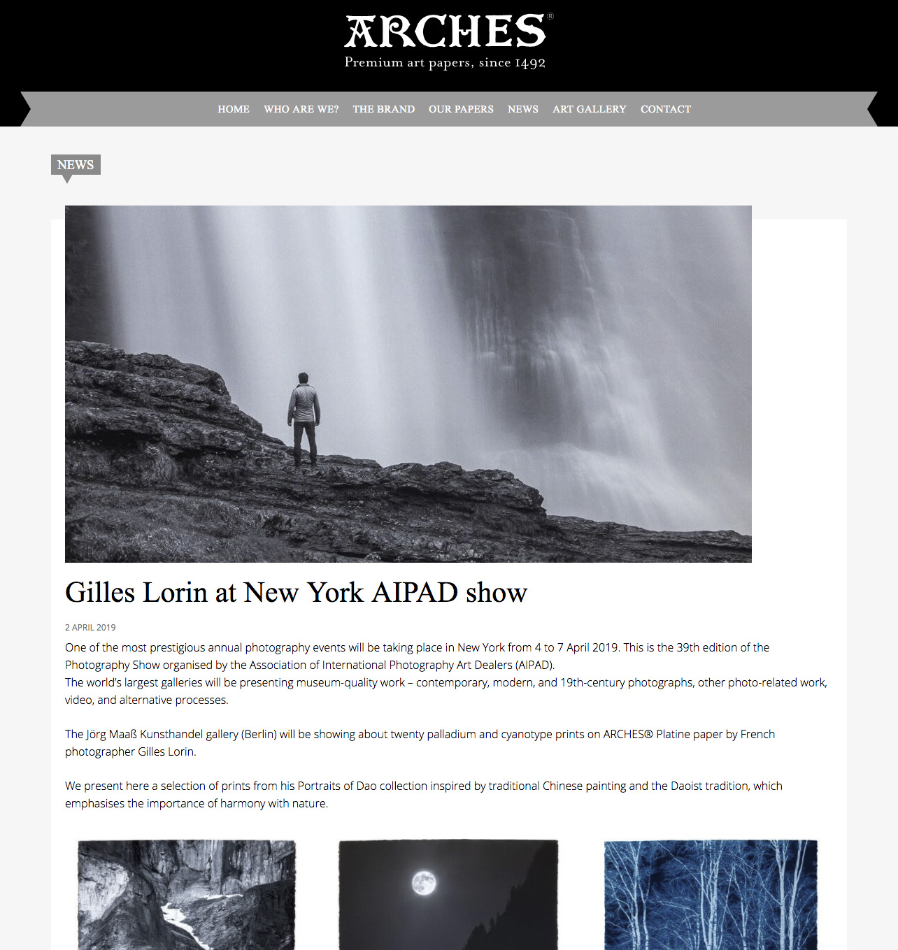 Arches (2019) - Click on the image to read the online article