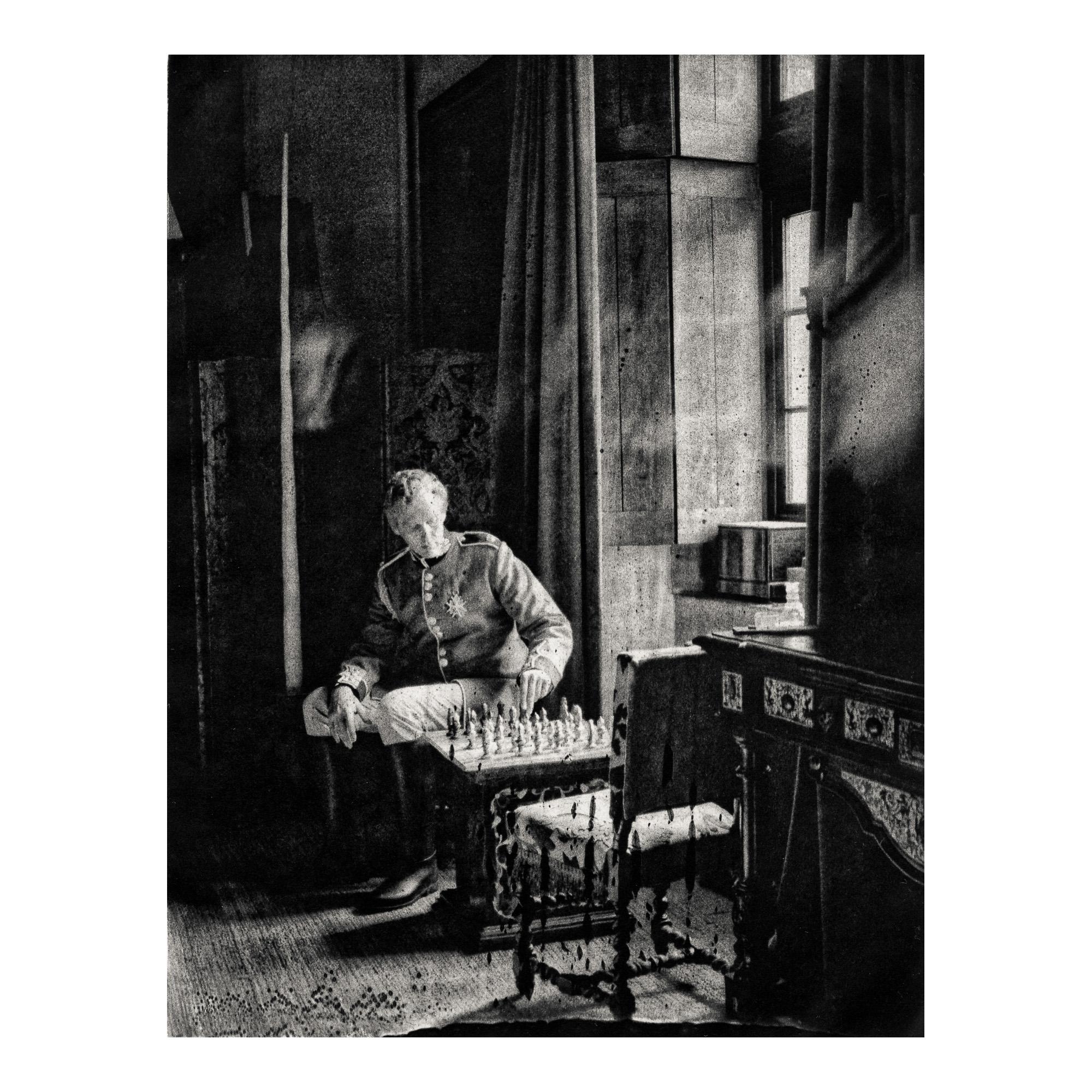 Portrait de Noblesse, étude no. 3, 2013