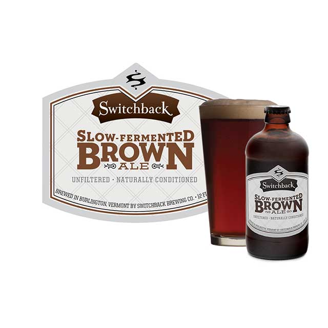 SLOW-FERMENTED BROWN ALE