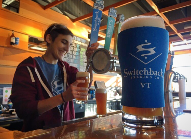 Switchback Brewing Company Employee-owned