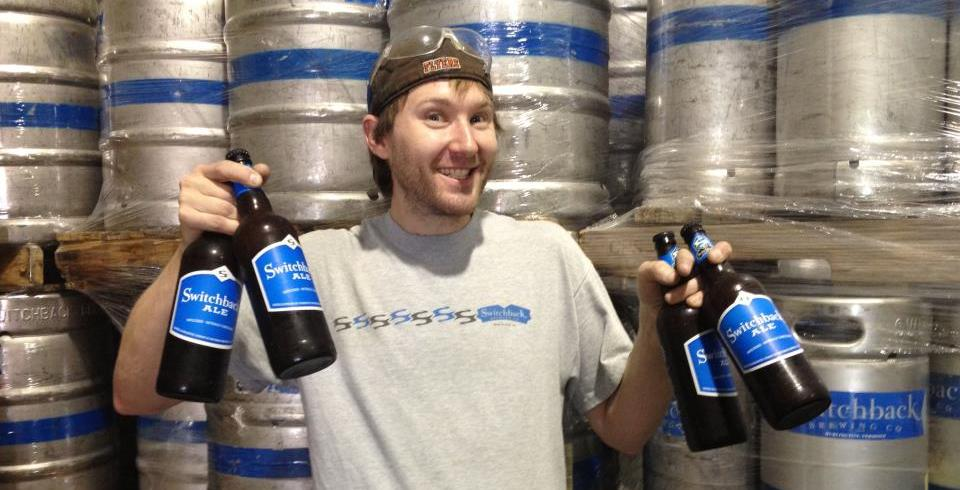 Switchback Brewing Company Employee Owned