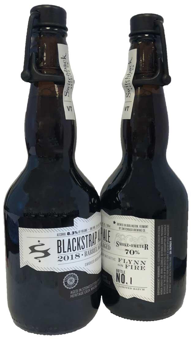 Barrel-Aged Blackstrap Ale