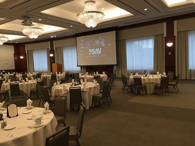 Are you planning a company party coming up within the next few months? Let Carmen's help you get the event space ready! No job is too large or too small.  Learn more about our commercial projects through the link in our bio! #cleveland #clevelandbusiness #cle