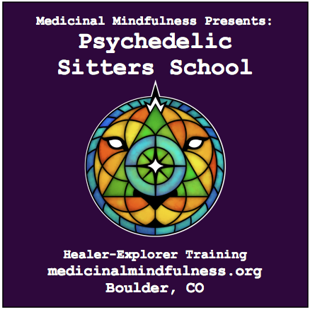 Psychedelic Sitters School - Level 1: May & SeptemberLevel 2: June & NovemberVisit our training website for more information.