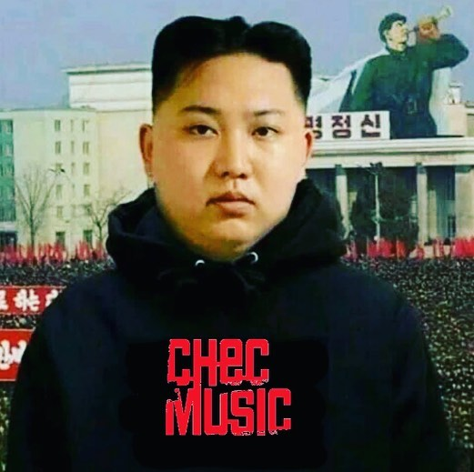 Music does bring people together 😀 #kimjonghyun #northkorea #southkorea #housemusiclovers #edm