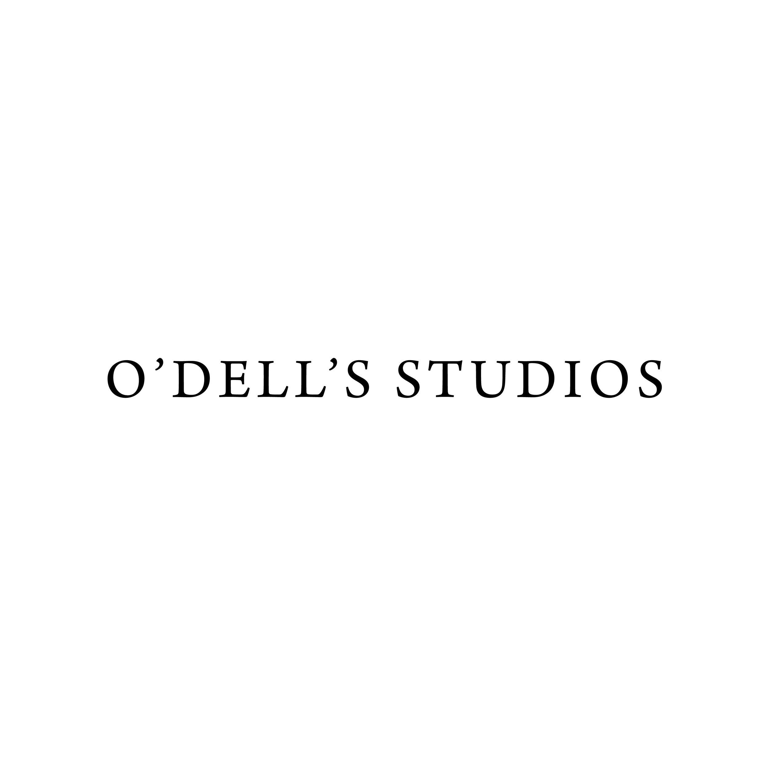 O'Dell's Studios Logo Design