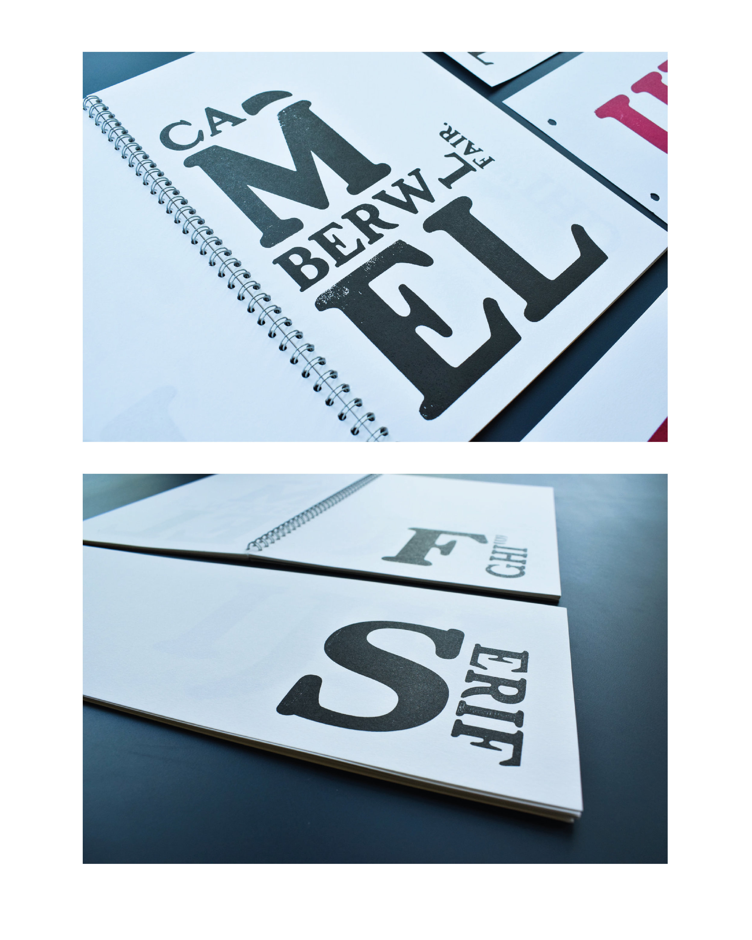 All's Well Bold - Type Specimen Booklet