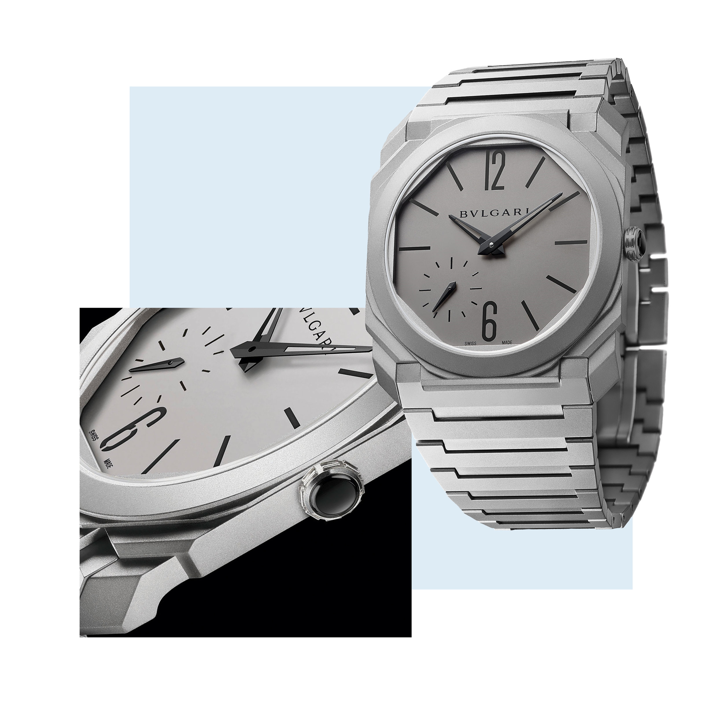 BULGARI  Otto Finissimo Automatic $13,900