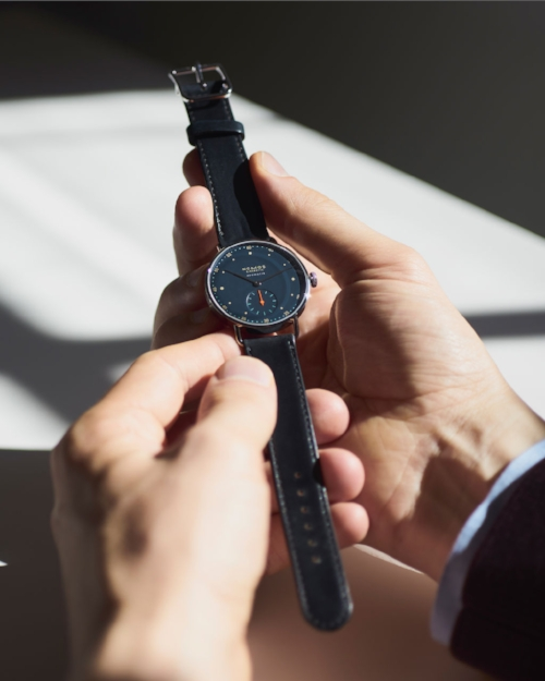 Photo credit: Nomos Glashütte