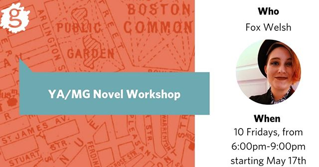 I am so excited to be teaching a young adult and middle grade novel workshop at @grubwriters this summer. If you're in the Boston area and are working on a ya or mg novel, whether you have a full draft or are still deep in the process of first drafts, you're welcome to join. We'll be focusing on workshopping student work and discussing successful novels to glean tools for writing and editing. . . You can find the full course description and sign ups at the link in my bio. If you have any questions you want answered before committing, DM me. . . I'm so excited to be back at #grubstreet. It was the place that taught me what it truly means to write a novel and put me on the path to getting my MA. I'm eccstatic to be joining their powerful team of teachers. I hope I'll see you there. . . . #tenderheartedwarrior #queerator #creativeliving #writersofig #creatorscommunity #writerscommunity #tellyourstory #everyonehasastorytotell #creatives #writingcommunity