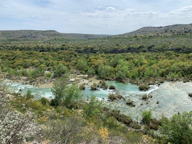 The Devils River - Dandridge Falls