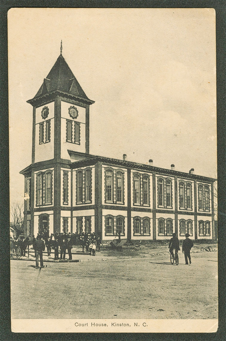 Lenoir County Courthouse 1915.jpg