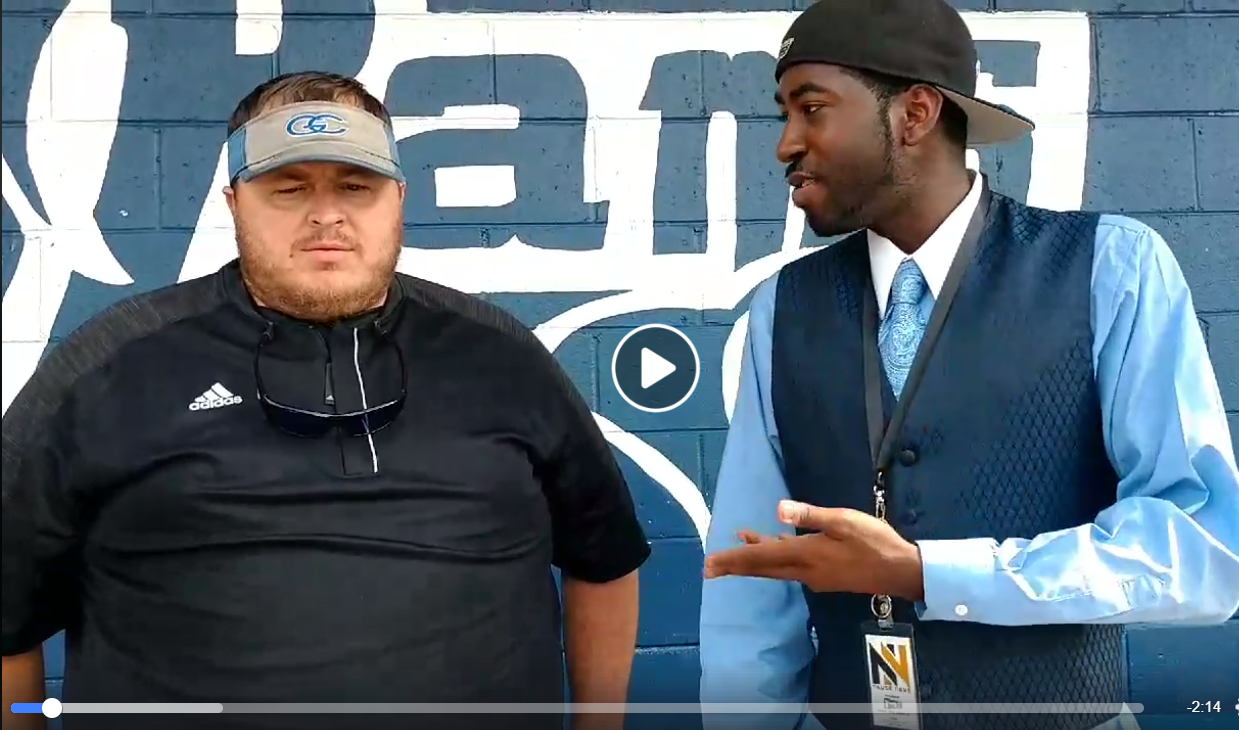 VIDEO: Greene Central coach Allen Wooten talks to Junious Smith III about the upcoming season and the Rams' progress over the past few years.