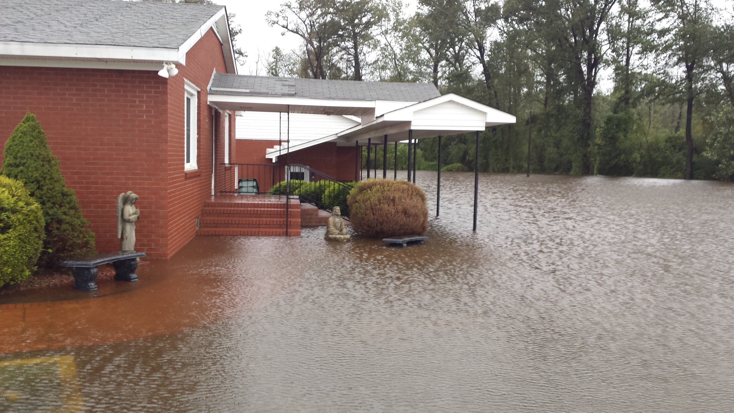 Trinity UMC at Falling Creek