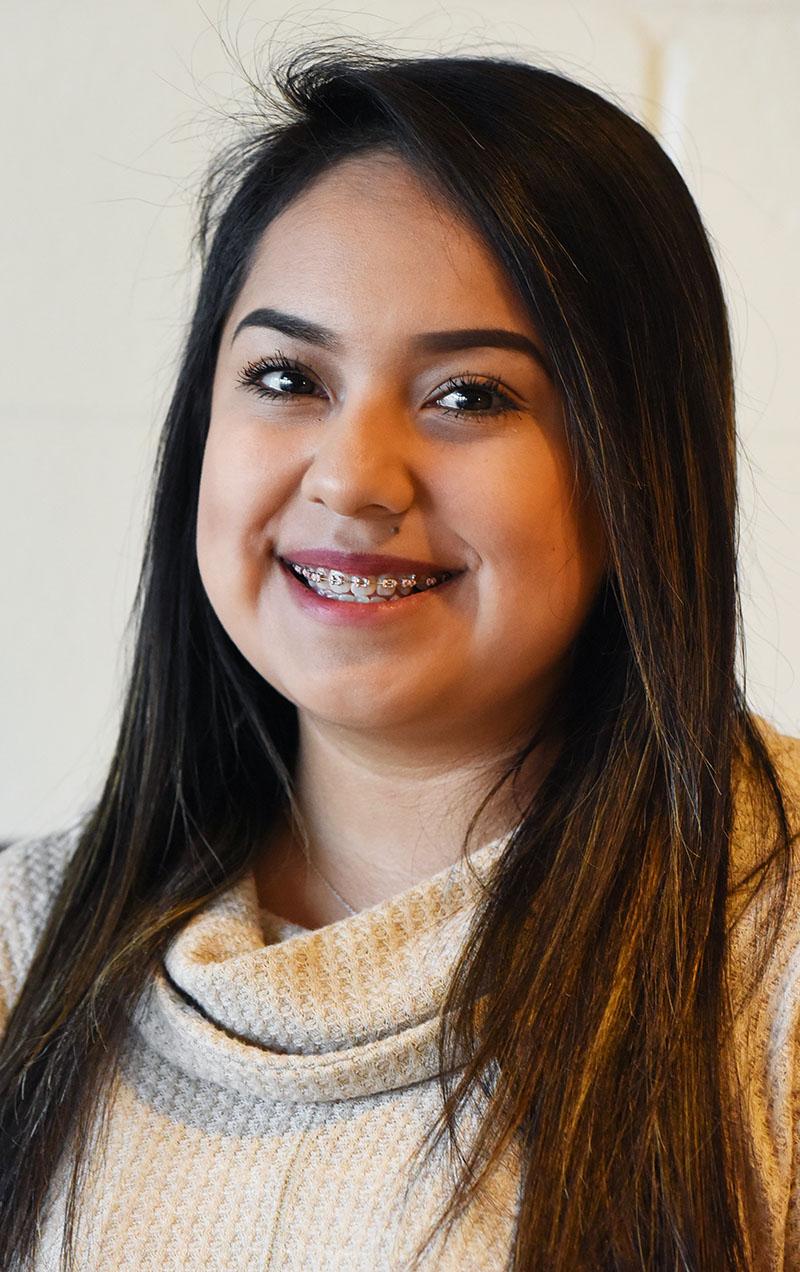 Adriana Gaona. Photo from Lenoir County Public Schools