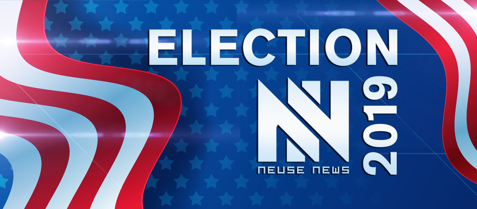 Click the image to see all the Election 2019 coverage by Neuse News.
