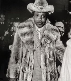 Frank Lucas in the 1970s / image from YouTube