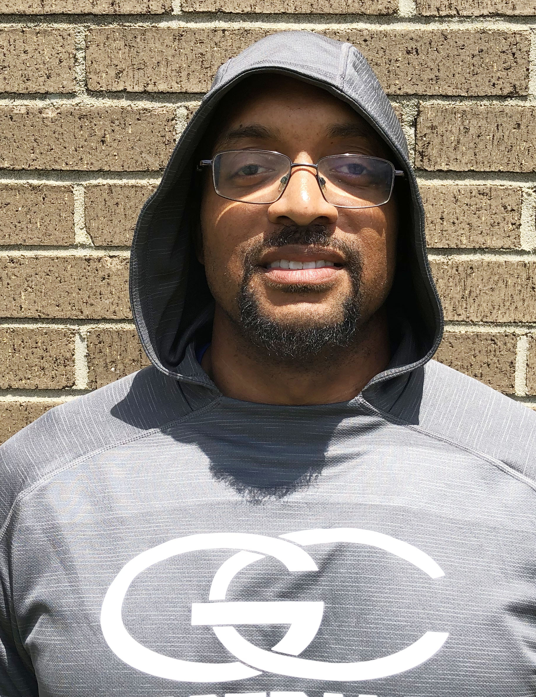 Greene Central head football coach Jay Wilson