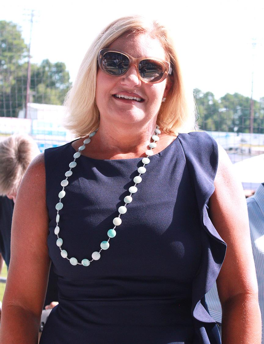 Lenoir County Clerk of Court Dawn Stroud