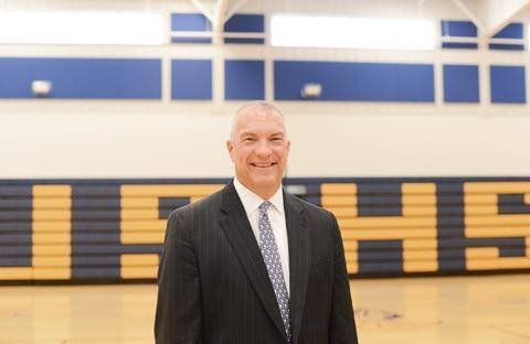 Tod Morgan, who worked at Jones Senior for two years — including the assistant principal role in the 2016-17 school year — will be the new principal. Submitted photo.
