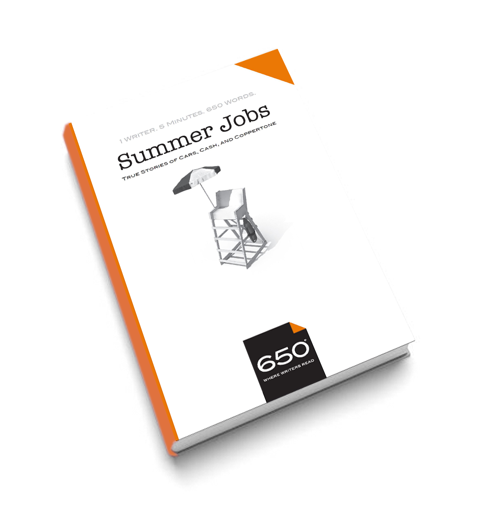 Summer Jobs   True Stories of Cars, Cash, and Coppertone