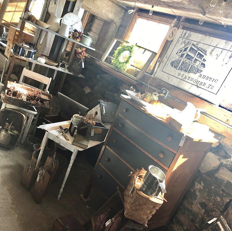 Rustic Warehouse 72