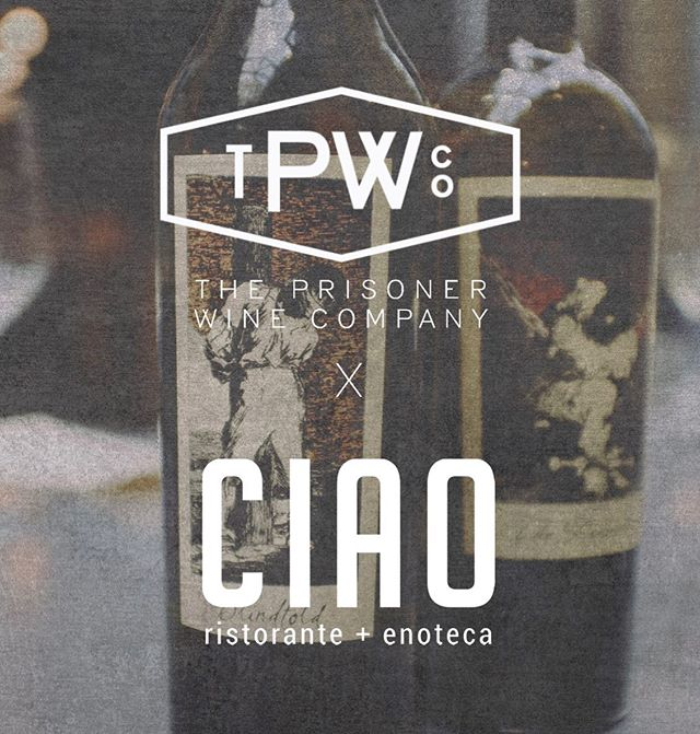 ⛓WINE DINNER EXPERIENCE⛓We invite you to explore bold wines and culinary flavors curated by Ciao and The Prisoner Wine Company!  Enjoy rich autumn flavors with this special 4-course dinner, guided by Michel Krevenas, of The Prisoner Wine Company! For more details, tap the link in our bio! 🍷 #ciaocape #prisonerwineco