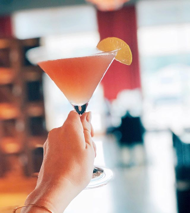 PINK up CIAO! ✨🌷 For the month of October, Ciao will donate $10 to Breast Cancer Research for every Cosmo ordered! Let's PINK UP our drinks! #ciaocape