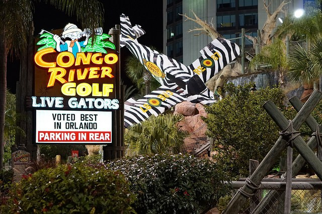 Congo River Golf - Congo River Golf has been our partner since 2008. We have had the pleasure of working with the management and employee team at the International Drive and Kissimmee Location. We have had the honor and privilege to help several dozen employees in many different ways. It has been a huge blessing for us and for them.  - Chaplain Robert Gordon