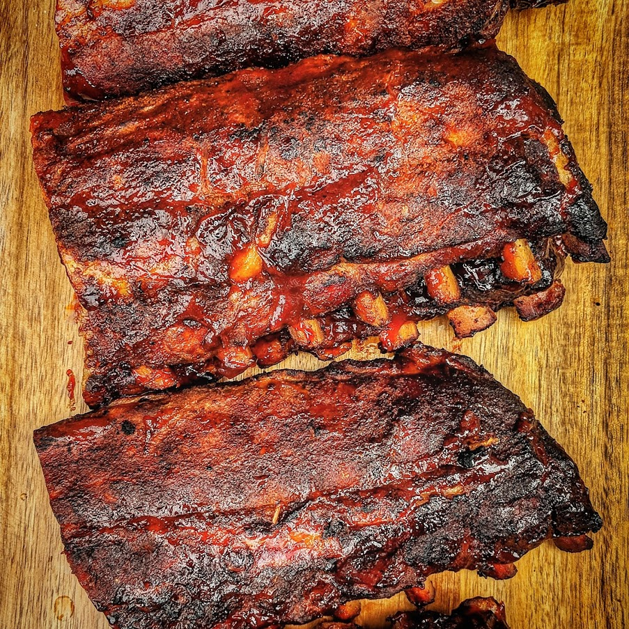 How to smoke ribs in an electric smoker. - You'll have tender, moist and delicious ribs that fall off the bone in about six hours with the time tested 3-2-1 method for smoking ribs in an electric smoker.