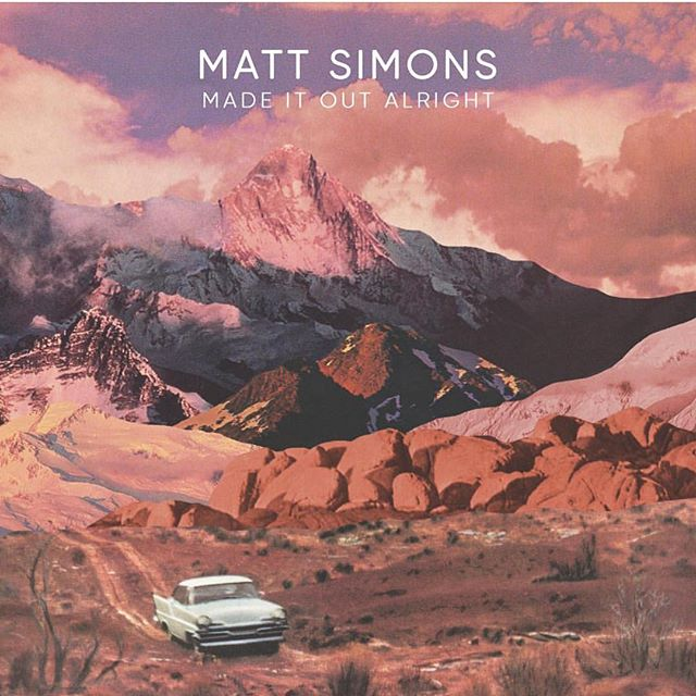 Loving this new @mattsimonsmusic single 'We Made It Out Alright' co-written by @trentdabbs 👊🏼 OUT TODAY everywhere!