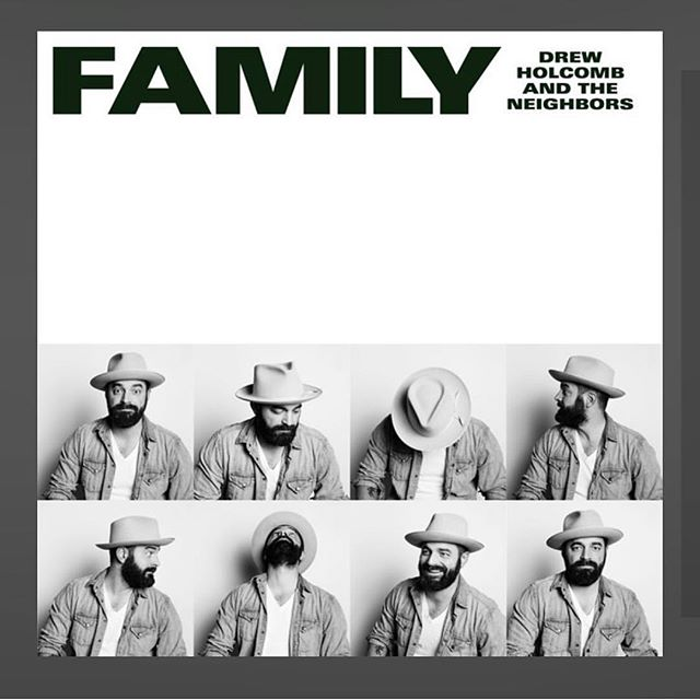 Check out the new @drewholcombmusic single 'Family' produced by @casoncooley 👊🏼 Can't wait for everyone to hear the new album!!