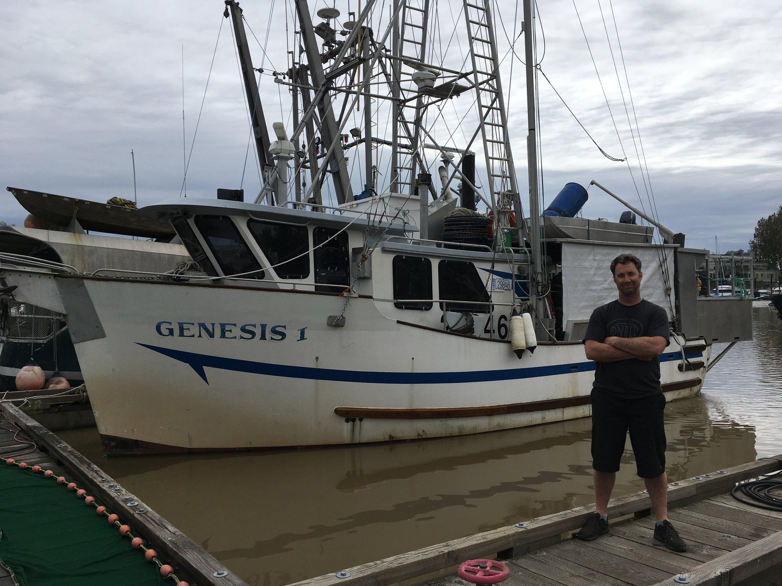That the methods by which we harvest wild-caught seafood should not damage the ocean floor and should aid in the sustainability of our commercial fishing industry. -