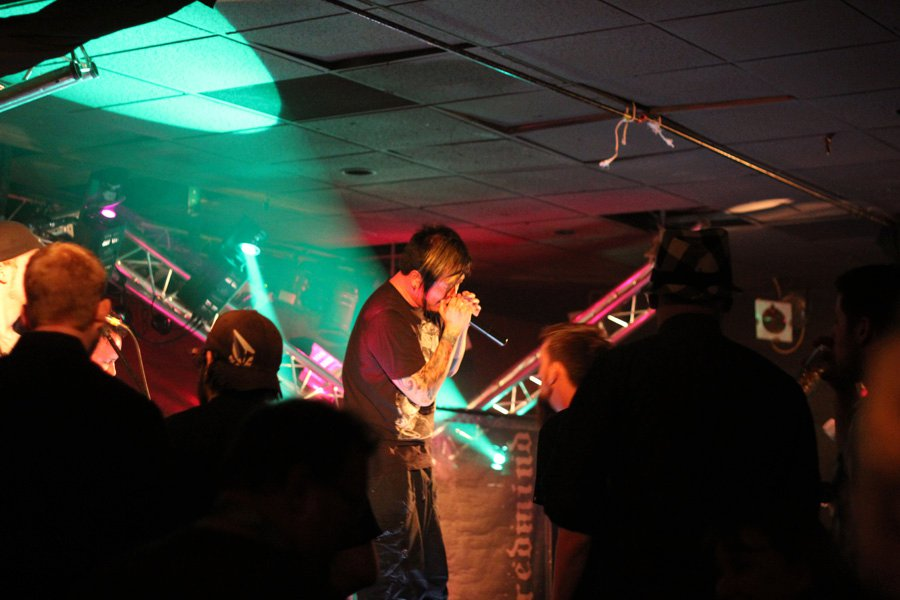 Sonny of Tapered Mind performs at the 717 Music Awards 2011 at Gulliftys Underground.  *Photo Credit: Traci Fetterman