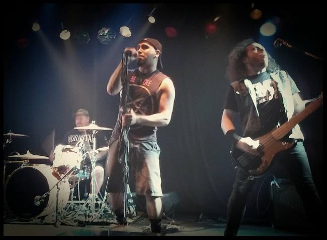 Gun Metal Gray perform at the Morning Star Festival on Main stage at HMAC