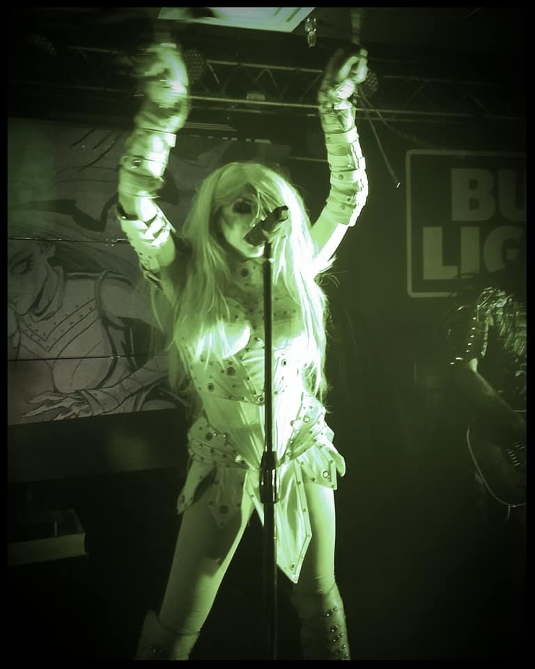 September Mourning Performs at Cliff's Tavern as part of August Assault. Photo Credit: 717 Entertainment