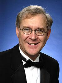 John Jantzi, principal keyboard - Dr. John Jantzi is now in his twenty-fifth season with Oregon Mozart Players as Principal Keyboardist, performing on piano, harpsichord, and organ. After a decade of performing and directing both church and music theatre in Switzerland and Germany, John returned to Oregon to complete graduate studies in conducting and theory at the University of Oregon where he is on the faculty teaching theory courses at the School of Music and Dance. He has served as Chorus Master for the Eugene Symphony's MASS by Leonard Bernstein, Chorus Director of the first Oregon Festival of American Music musical Of Thee I Sing by Gershwin, Music Director of Eugene Opera's Artist Mentor Program, and held the position of Chorus Master for the Eugene Opera Company for over 20 years. Dr. Jantzi continues as The Eugene Gleemen Music Director since 2002 and is currently the organist at the historic First Christian Church where he has performed organ recitals for the Oregon Bach Festival.2019–2020 Season Sponsor: Linda Korth
