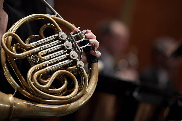 David Kruse, principal horn - Biography Forthcoming.