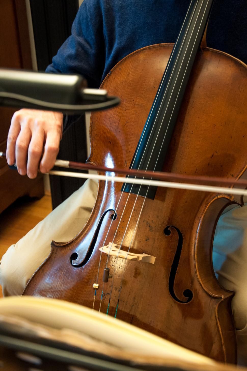 Dale Bradley, cello - Biography Forthcoming.