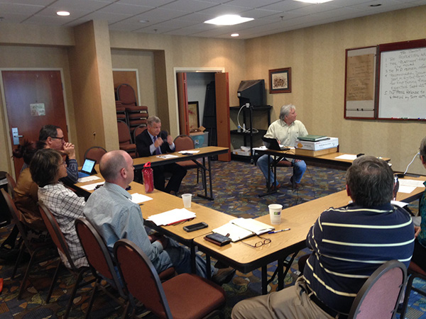 Mountain Partners with Billy Rogers facilitating