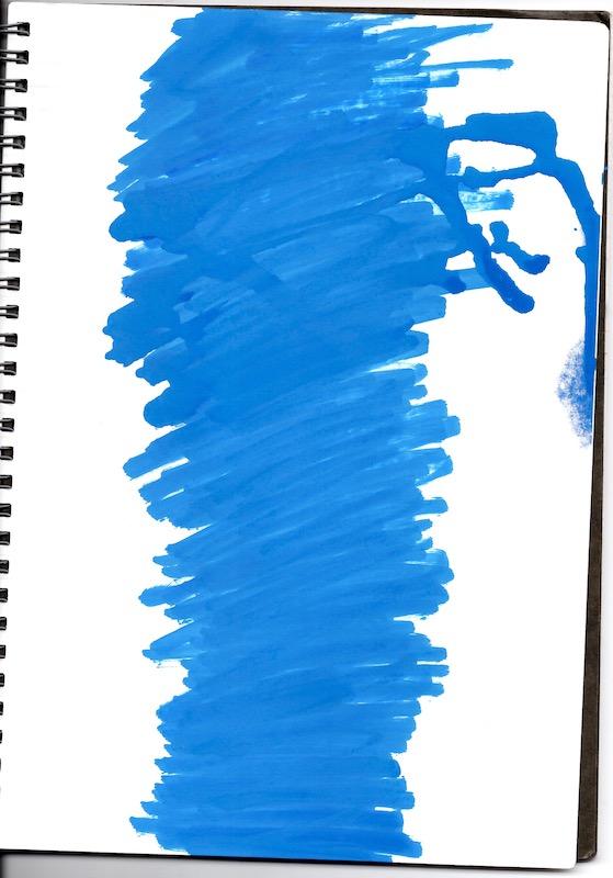 Saul Williams draws his inner self