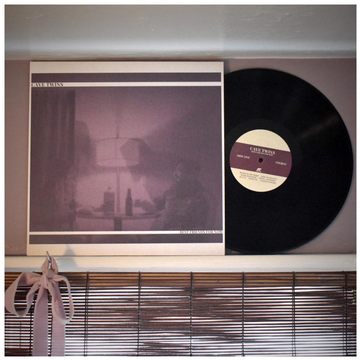 Best Friends For Now - Vinyl - $25 (shipping  included)