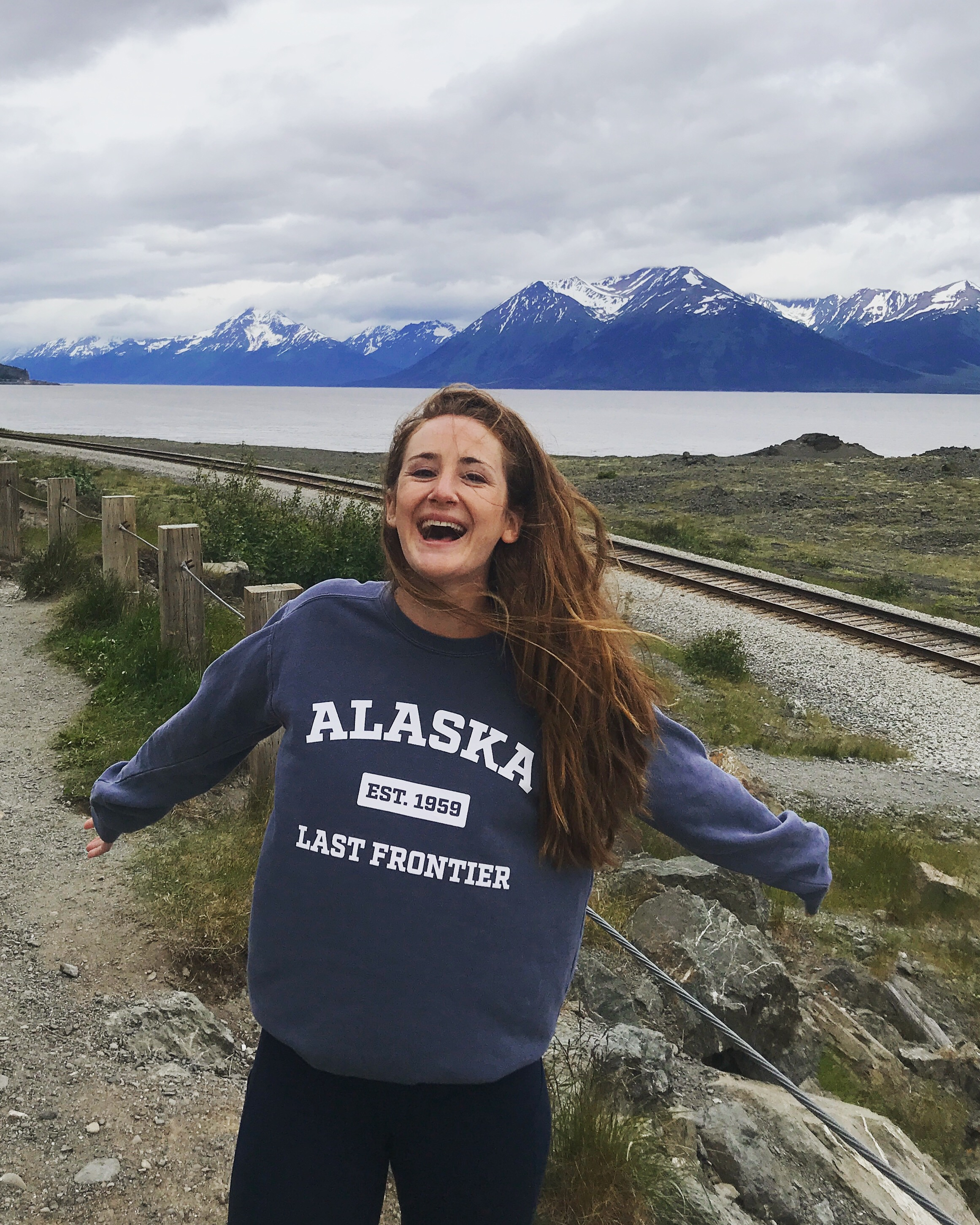 The final state in the American Happiness speaking tour, Alaska!!