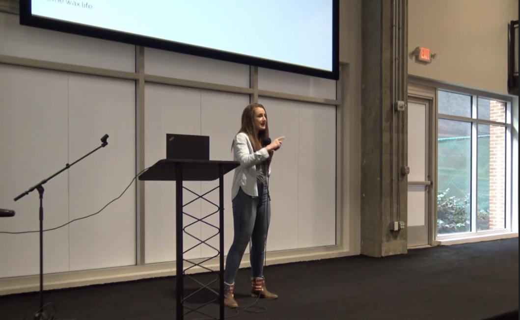 Speaking in Atlanta, GA
