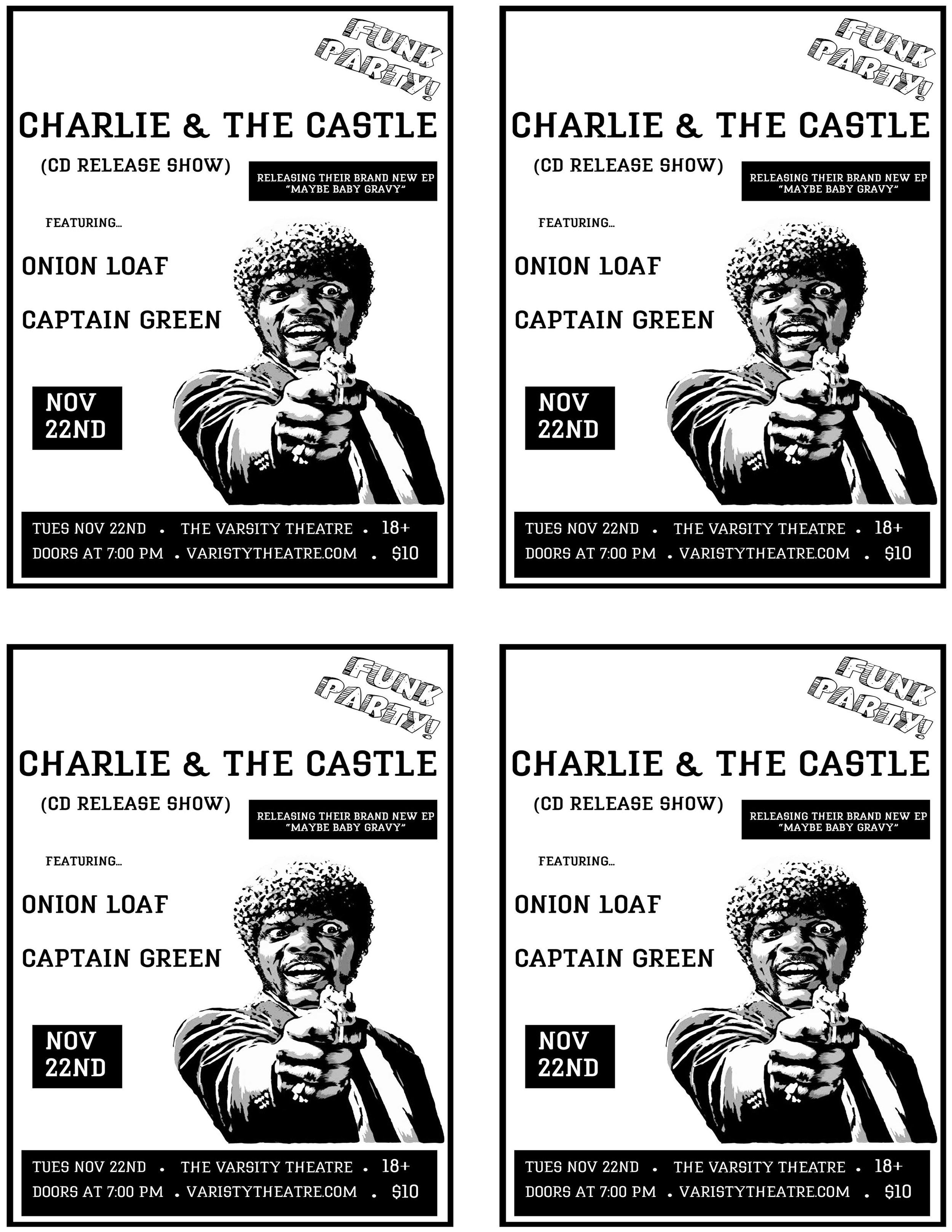 Promotional handbills