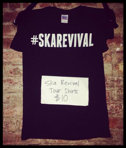 Ska Revival T-Shirts