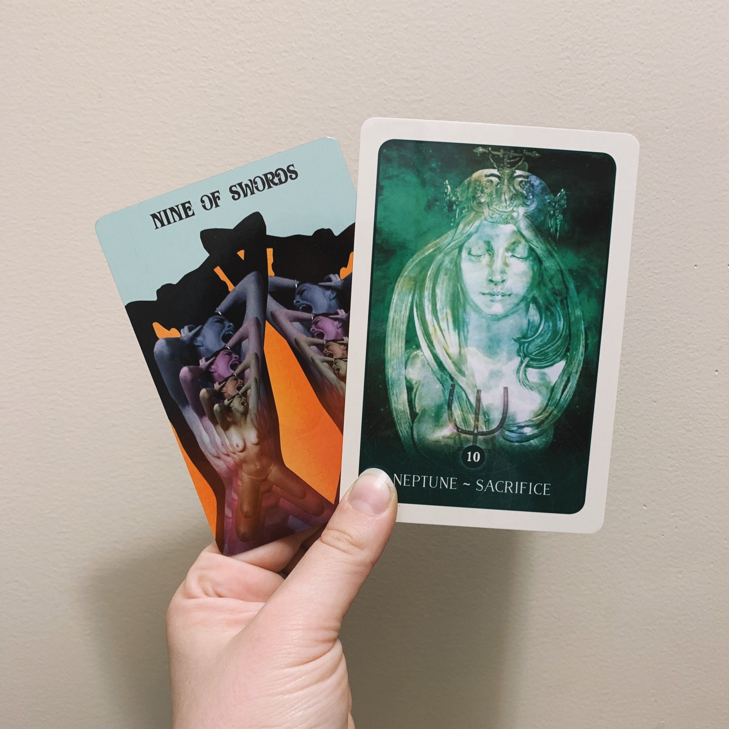 featured:  she wolfe tarot  & black moon astrology cards (NEW!)